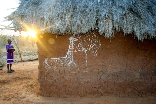 Emmanuel's hut
